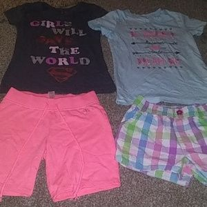 Girls size 6 #2 outfits.